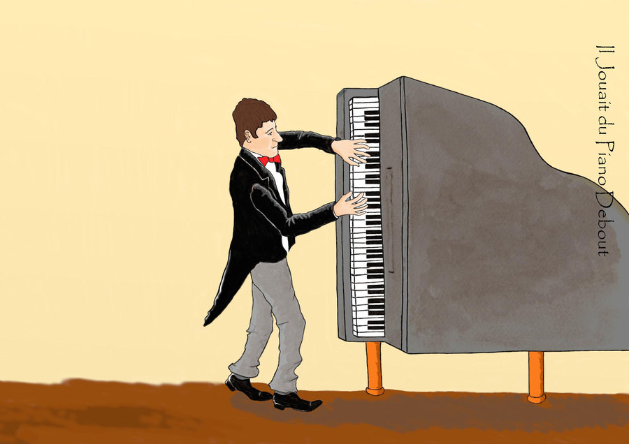 Ur So Gay- Katy Perry Piano Tribute -